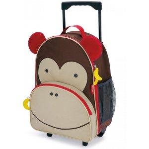 Skip Hop Zoo Kufr cestovní 3+ Opička