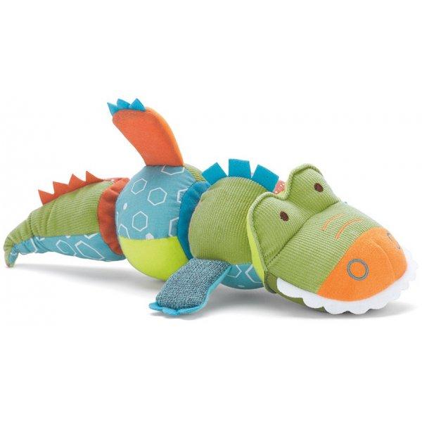 Skip Hop Plyšové zvířátko Aktivity Krokodýl
