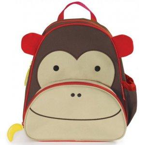 Skip Hop Zoo Batůžek do školky 3+ Opička