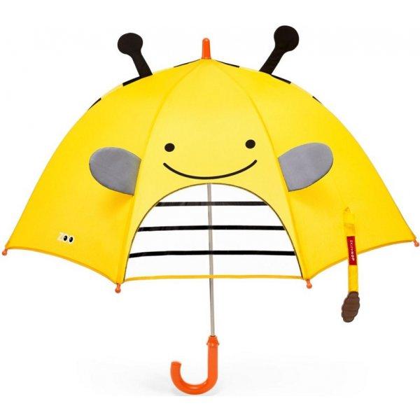 Skip Hop Zoo deštník s okénkem na výhled 3+ Včelička