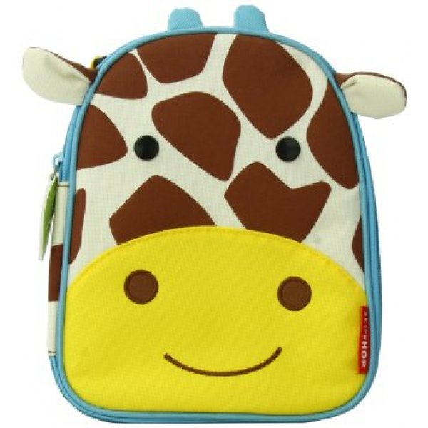 Skip Hop Zoo Svačinový batůžek Žirafa