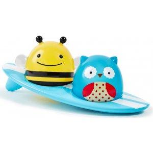 Skip Hop ZOO Serfovací sovička a včelka Modrá