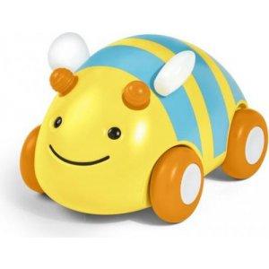 Skip Hop E&M Včelka na kolečkách Žlutá
