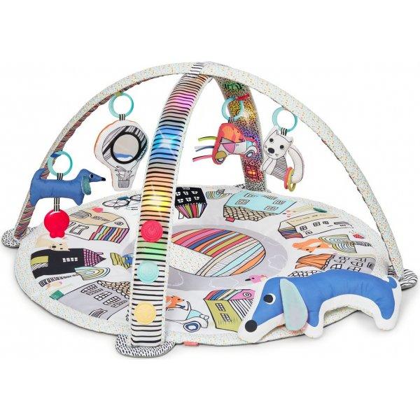 Skip Hop Technicolor Hrací deka se světly