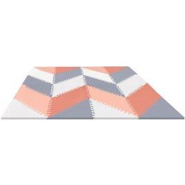 Skip Hop Puzzle pěnové - 72ks -10m+