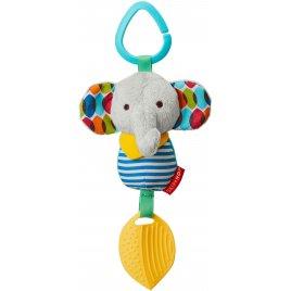 Skip Hop Hračka na C kroužku Bandana Buddies - Malý slon 0m+