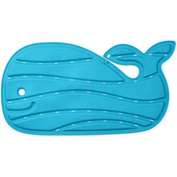 Skip Hop Podložka protiskluzová do vany Moby Modrá