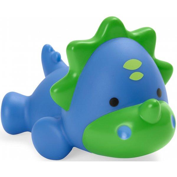 Skip Hop Zoo hračka do vody Light up - Dino 9m+ Modrá
