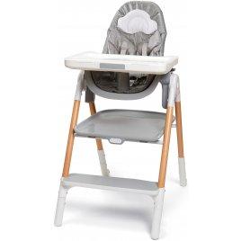 Skip Hop Židle jídelní/schůdky 2v1 Sit To Step