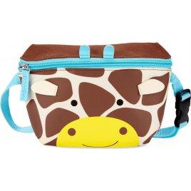 Skip Hop Zoo Ledvinka dětská Žirafa 3+