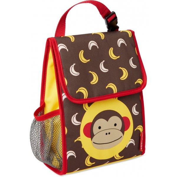 Skip Hop Zoo Batůžek svačinový NEW Opička 3+