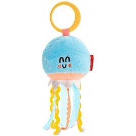 Skip Hop Hračka na C kroužku zvonkohra Medúza ABC&ME 0 m+