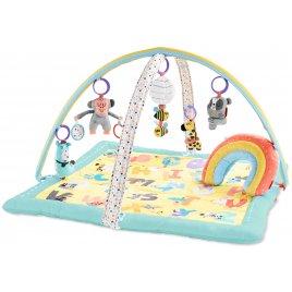 Skip Hop Deka na hraní 5 hraček, polštářek ABC & ME 0m+