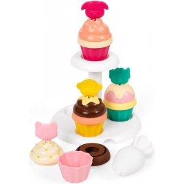 Skip Hop Zoo stohovací Cupcakes s měnícími se barvami 3y+